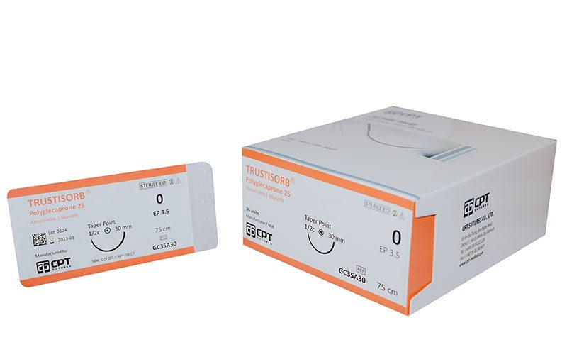 PDS Sutures - Protisorb polydioxanone